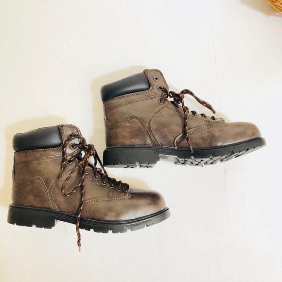 a8b509df222 Brahma Men's Raid Steel Toe Work Boot, Sz. 7.5